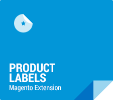 Halo Product Labels Magento Extension