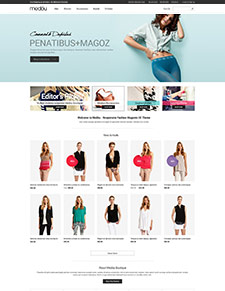 Halo Medou - Fashion Responsive Magento Theme